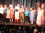 Cubs & Beavers at the Panto 2015