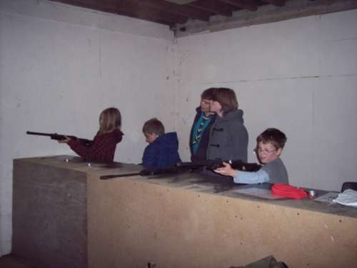 Have a go....Air Rifle Shooting